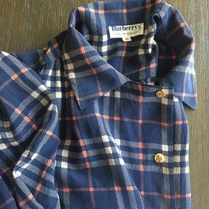 Burberry Vintage Silk Dress
